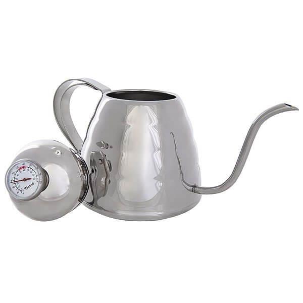 Чайник Tiamo Ha1626 0.9л С Термометром Металлический