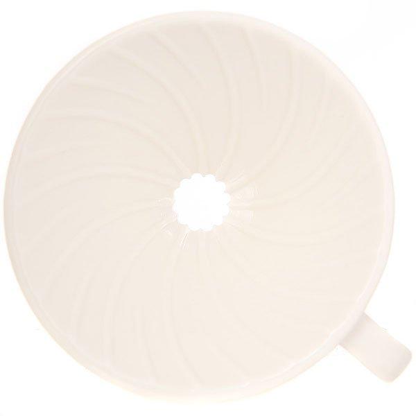 Воронка Tiamo Hg5538w Керамическая Белая