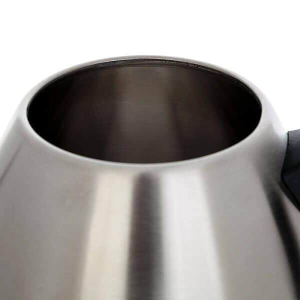 Чайник Стальной Brewista 1.2л С Датчиком Температуры Металлический/Черный