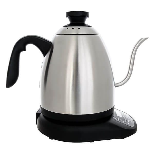 Чайник Стальной Электрический Brewista 1.2л С Электронной Настройкой Температуры Серый/Черный