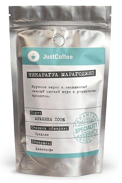Кофе «Никарагуа Марагоджип»