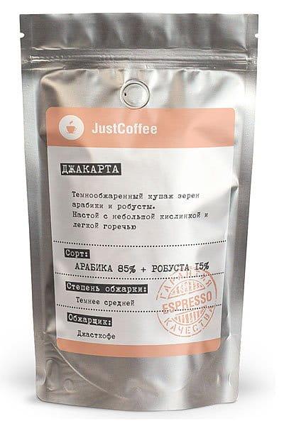 """Кофе """"Эспрессо Джакарта"""""""
