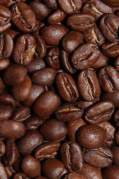 "Вид зерен Кофе ""Эквадор Вилкабамба"""