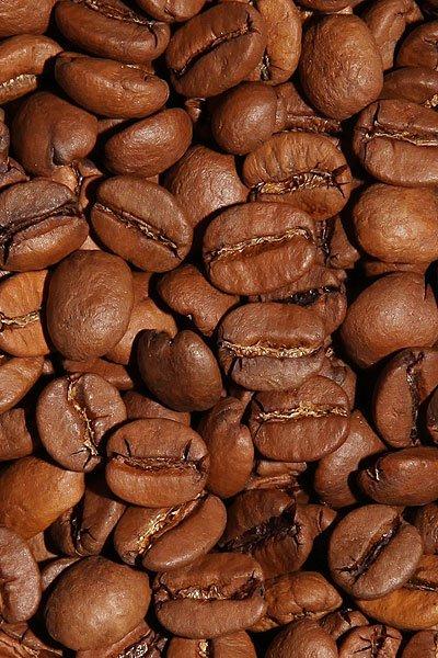 """Вид зерен Свежеобжаренный кофе """"Бразилия Ипанема Дульче"""""""