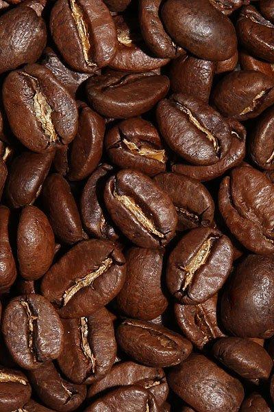 """Вид зерен Свежеобжаренный кофе """"Колумбия Супремо Антьокия"""""""