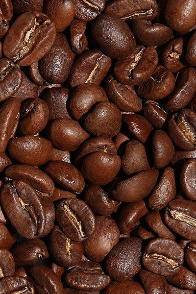 """Вид зерен Свежеобжаренный кофе """"Колумбия Эксельсо Сиерра-Невада"""""""