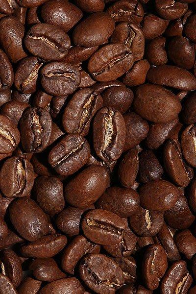 "Вид зерен Свежеобжаренный кофе ""Эфиопия Харрар Кубситу"""