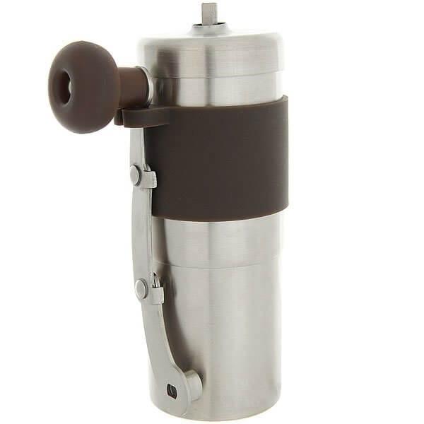 Кофемолка Ручная Жерновая Tiamo Hg6171bw Коричневая