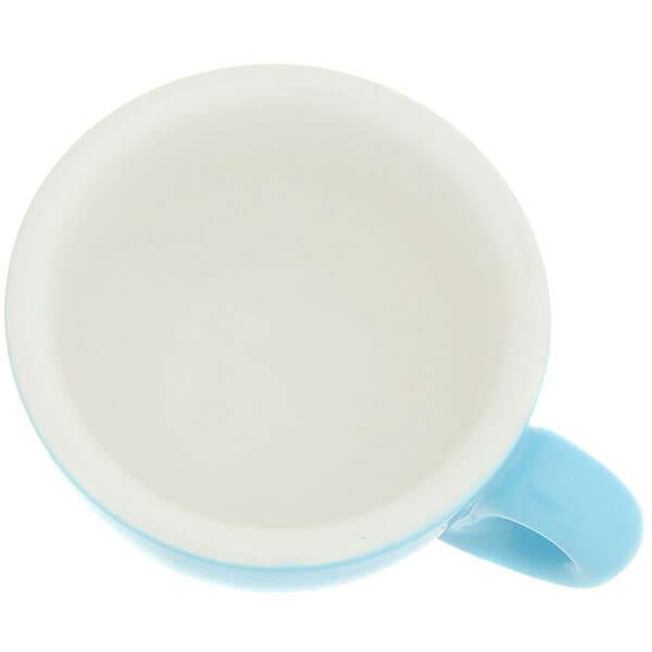 Набор Кофейных Пар Tiamo Для Эспрессо 80мл Hg0858bb Голубого Цвета