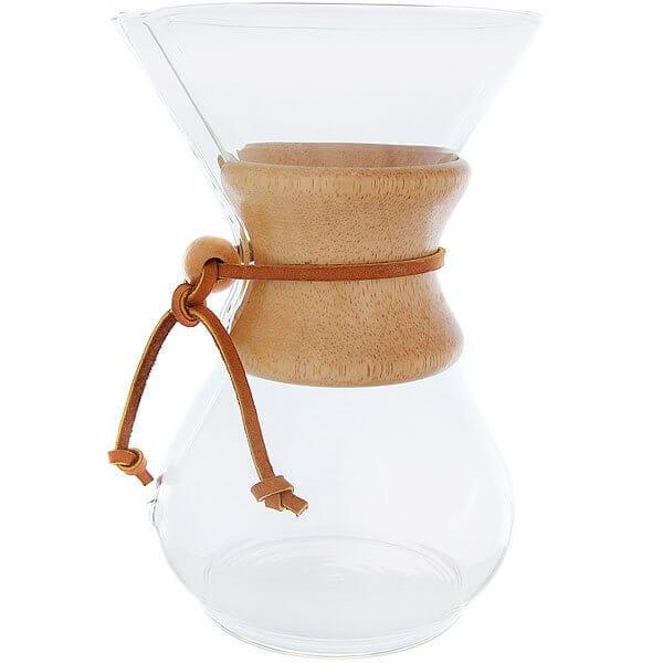 Кофеварка Chemex См-6а Прозрачная