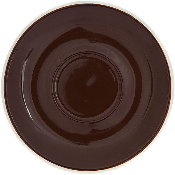 Набор Кофейных Пар Tiamo Для Латте/Каппучино 180 ml Hg0854br Коричневый