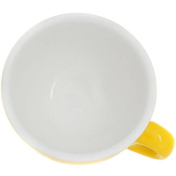 Набор Кофейных Пар Tiamo Для Латте/Каппучино 180 ml Hg0854y Желтый