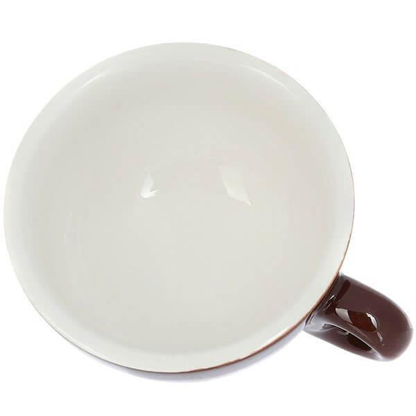 Набор Кофейных Пар Tiamo Для Латте/Каппучино 320 ml Hg0855br Коричневый