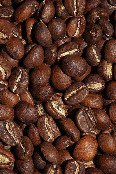 Вид зерен Кофе «Эфиопия Гуджи»