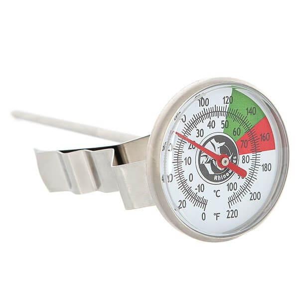 Термометр Rhinowares Аналоговый Металлический