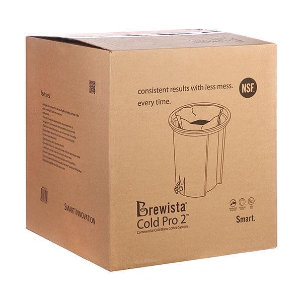 Набор Для Производства Холодного Кофе Brewista Белый