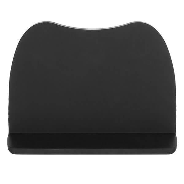 Резиновый коврик для темперовки угловой Rhinowares Черный