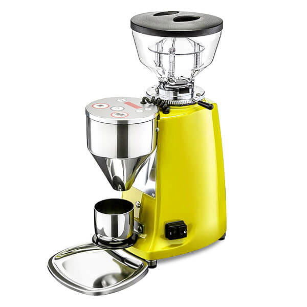 Кофемолка Mazzer Mini Electronic FILTERCOFFEE Yellow
