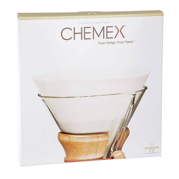 Фильтры Chemex Бумажные Развернутые Chemex Fp-1