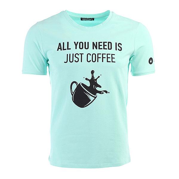 "<span class=""preName"">Футболка мужская </span>""All You Need Just Coffee"""