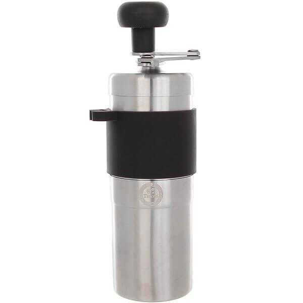 Ручная жерновая кофемолка Tiamo HG6171BK, черная
