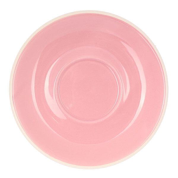 Набор из 5 кофейных пар Tiamo розового цвета для латте/каппучино 320мл HG0855PK