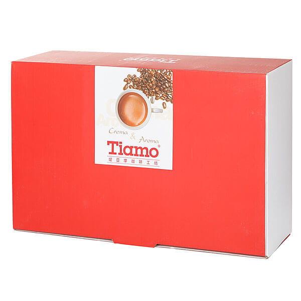 Набор из 5 кофейных пар Tiamo розового цвета для латте/каппучино 180мл HG0854PK