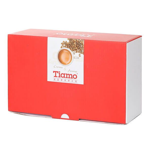 Набор из 5 кофейных пар Tiamo синего цвета для эспрессо 80мл HG0858B
