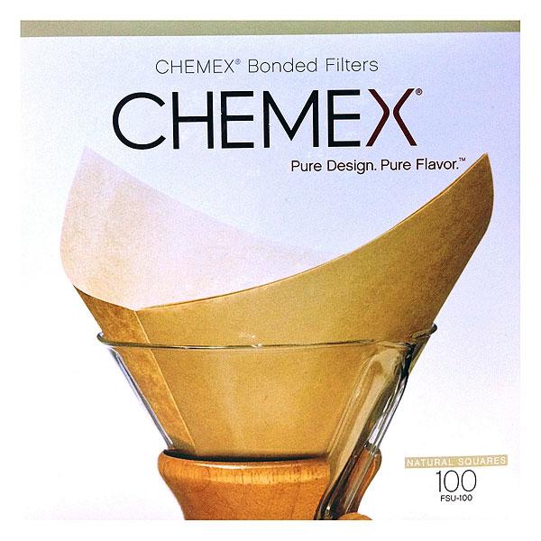 Фильтры бумажные квадратные Сhemex FSU-100