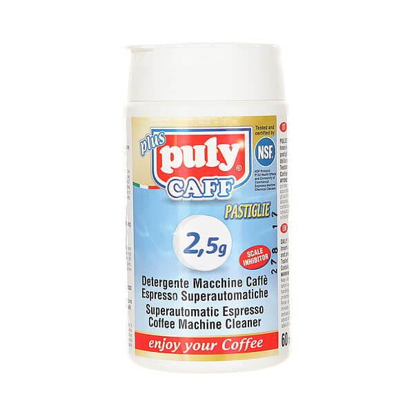 PULY CAFF Plus ® Tabs NSF, банка 60 таб. х 2,5гр.