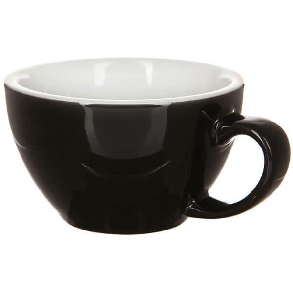 Кофейная пара Loveramics (Лаврамикс) Egg 300ml черная