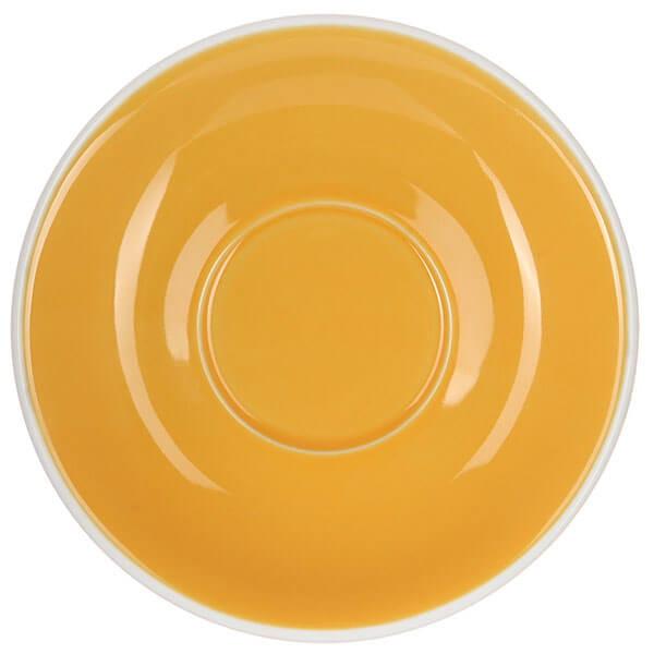 Кофейная пара Loveramics (Лаврамикс) Egg 300ml желтая