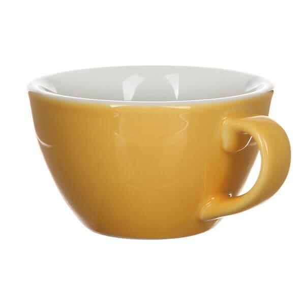 Кофейная пара Loveramics (Лаврамикс) Egg 150ml желтая