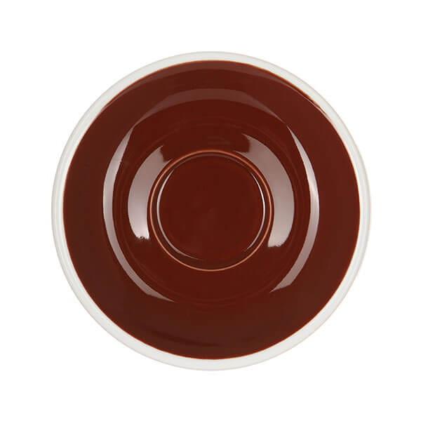 Кофейная пара Loveramics (Лаврамикс) Egg 80ml коричневая