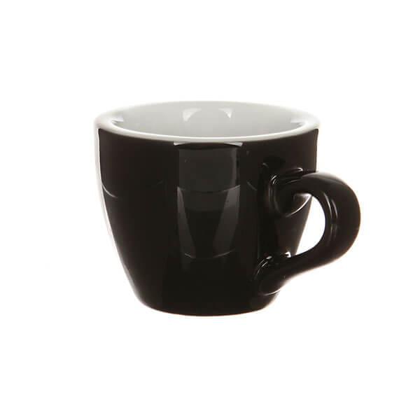 Кофейная пара Loveramics (Лаврамикс) Egg 80ml черная
