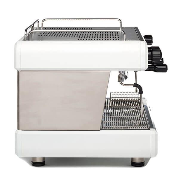 Кофемашина Conti CC100 Стандарт с дисплеем 2 группы белый