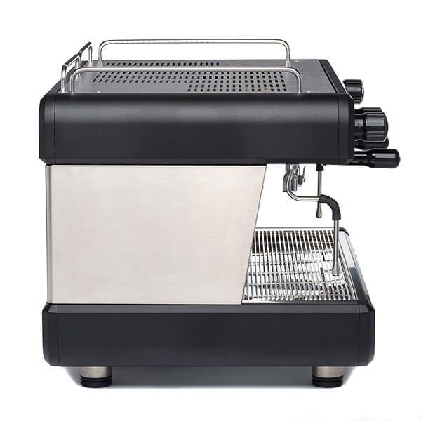 Кофемашина Conti CC100 Стандарт с дисплеем 2 группы черный
