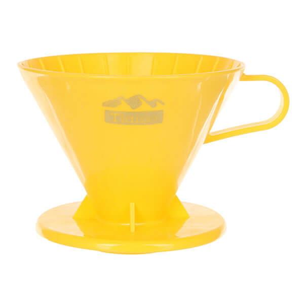 Воронка Tiamo HG5275 V02 Пластиковая Желтая
