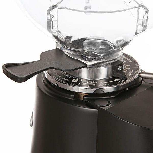 Кофемолка электронная Fiorenzato F4E, черная матовая (Фильтр)