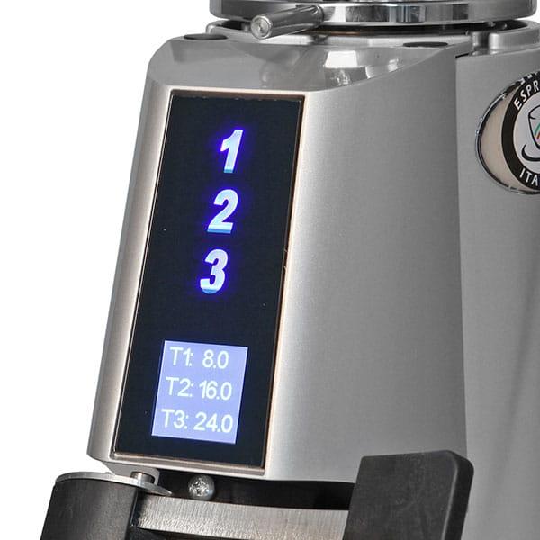 Кофемолка электронная Fiorenzato F4E, серая (Фильтр)