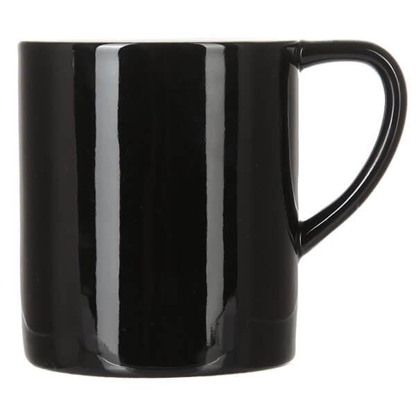 Кружка  Loveramics bond, 300ml, цвет черный (black BBK)