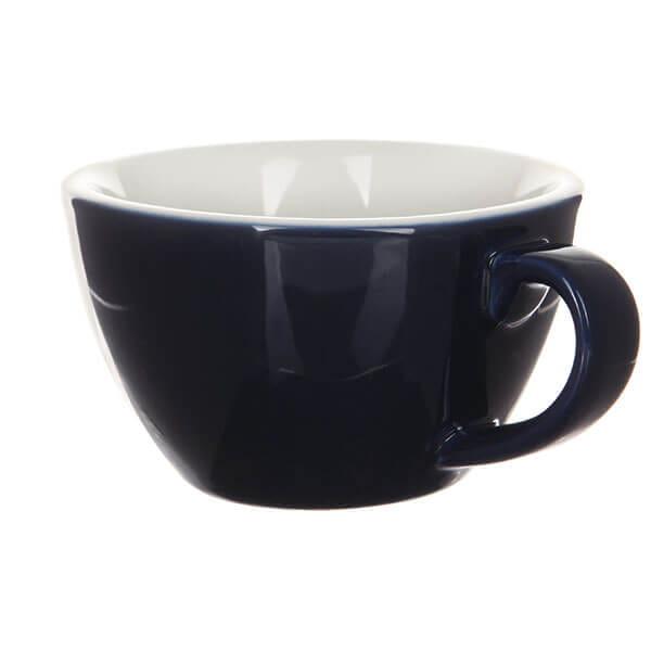 Кофейная пара Loveramics (Лаврамикс) Egg 200ml Синяя