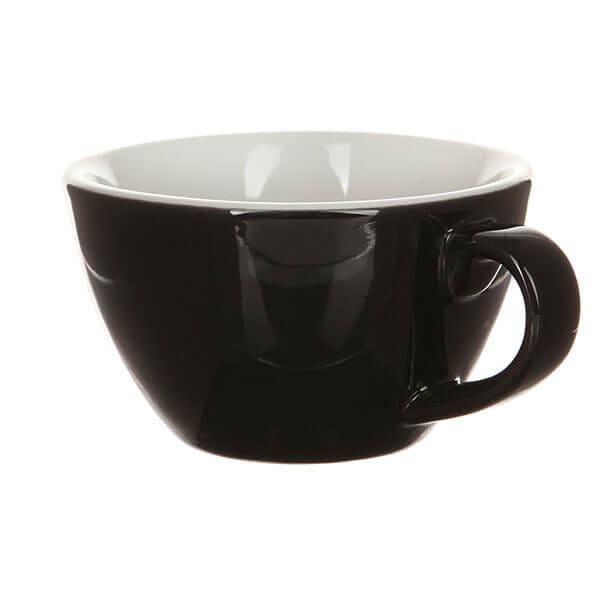 Кофейная пара Loveramics (Лаврамикс) Egg 200ml Черная
