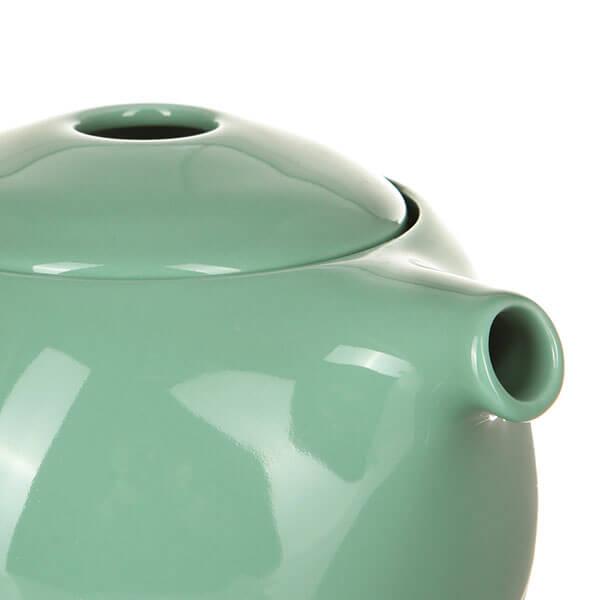 Чайник Loveramics (Лаврамикс) с ситечком 600ml Бирюзовая