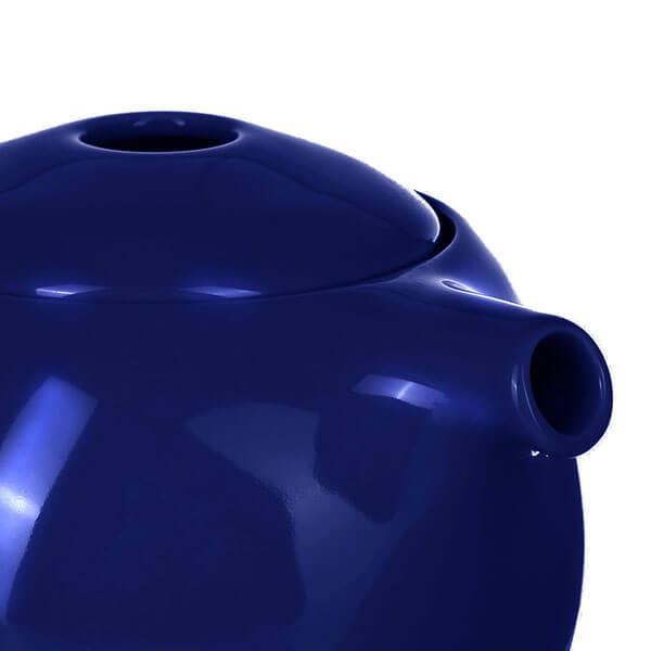 Чайник Loveramics (Лаврамикс) с ситечком 600ml Синяя