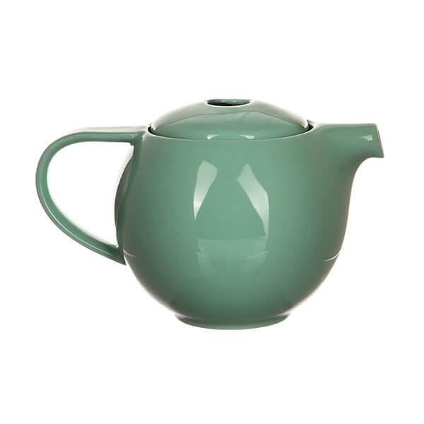 Чайник Loveramics (Лаврамикс) с ситечком 400ml Бирюзовая