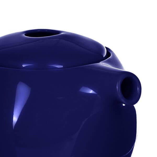 Чайник Loveramics (Лаврамикс) с ситечком 400ml Синяя