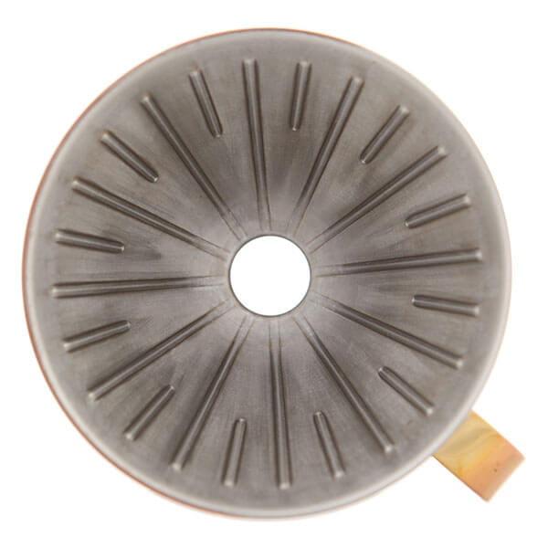 Воронка Tiamo HG5034BZ V02 металлическая бронза
