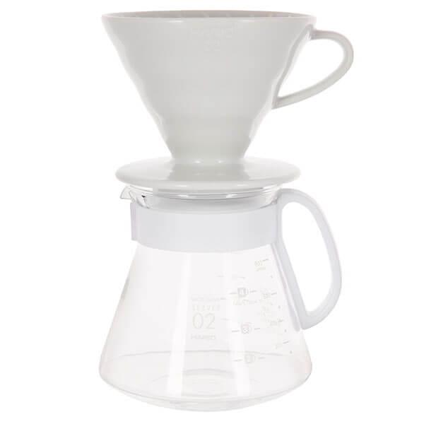 Чайник HARIO XVDD-3012W Белый