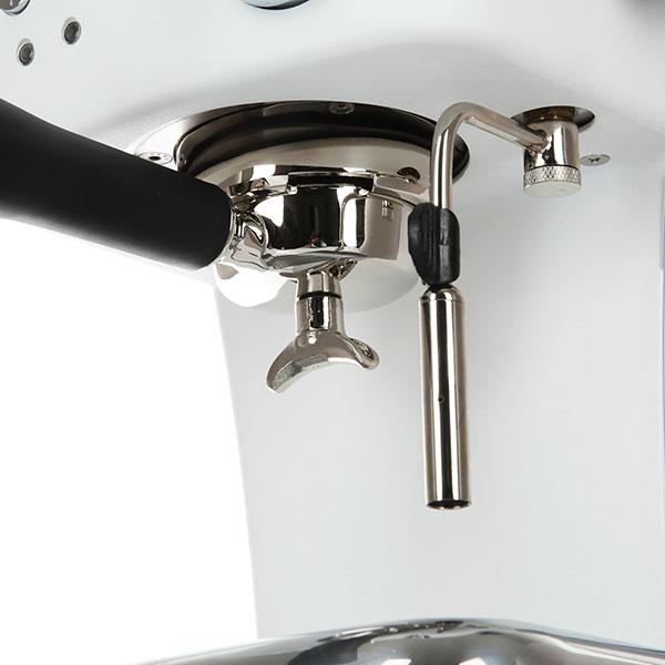 Кофемашина Ascaso Dream одногруппная рожковая для дома White
